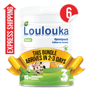 6 Tins of Loulouka Stage 3 (900g)
