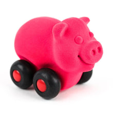 "Load image into Gallery viewer, Aniwheelies Pink Pig (3.5"")"