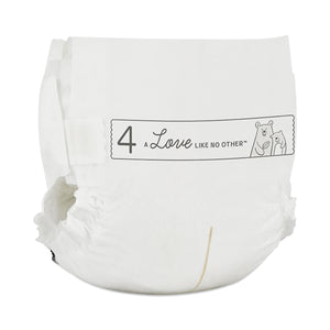 Dream Diapers 4 (15-40 lbs) 180 Count (6 Packs of 30)