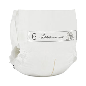 Dream Diapers 6 (33-66 lbs) 132 Count (6 Packs of 22)