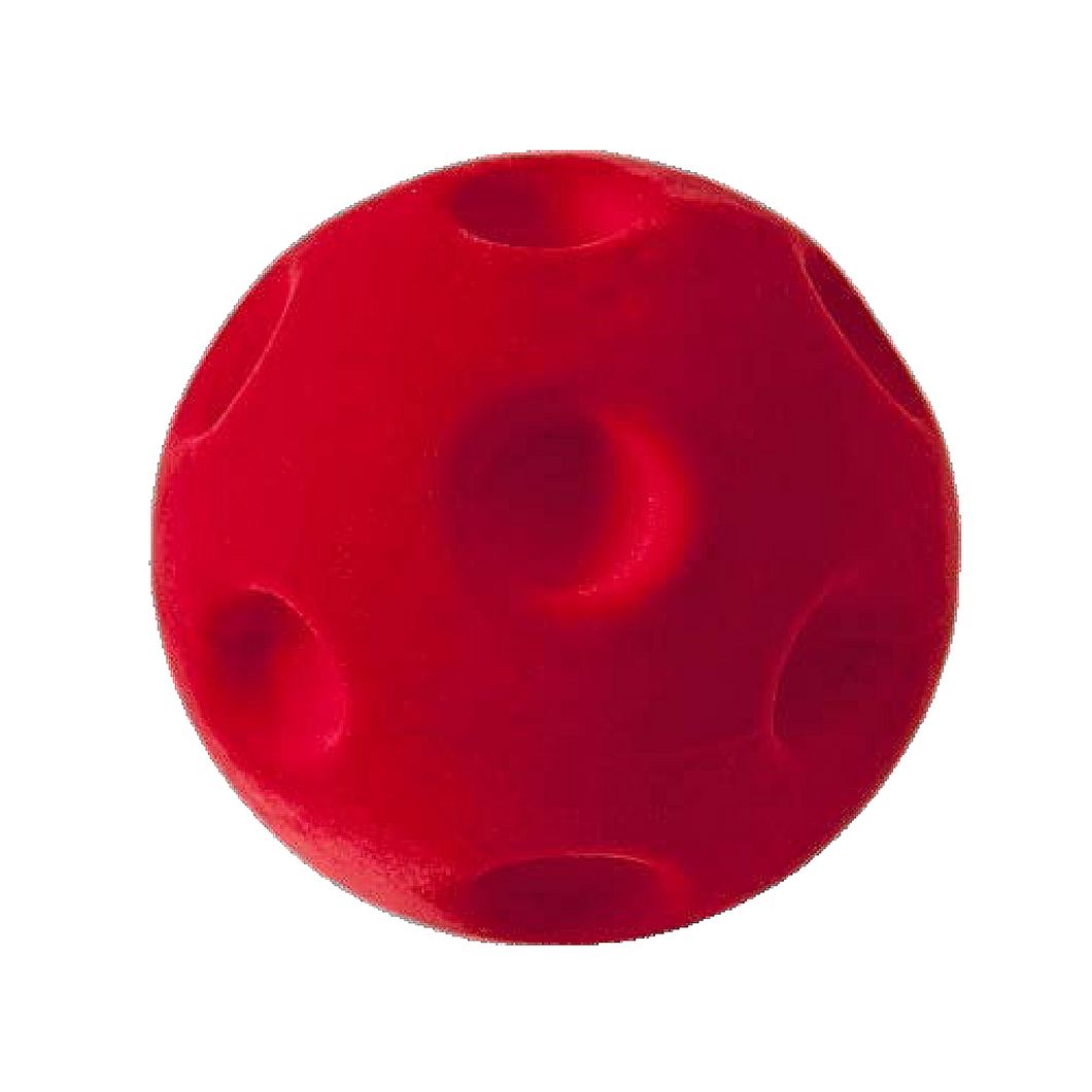 Red Crater Ball (4
