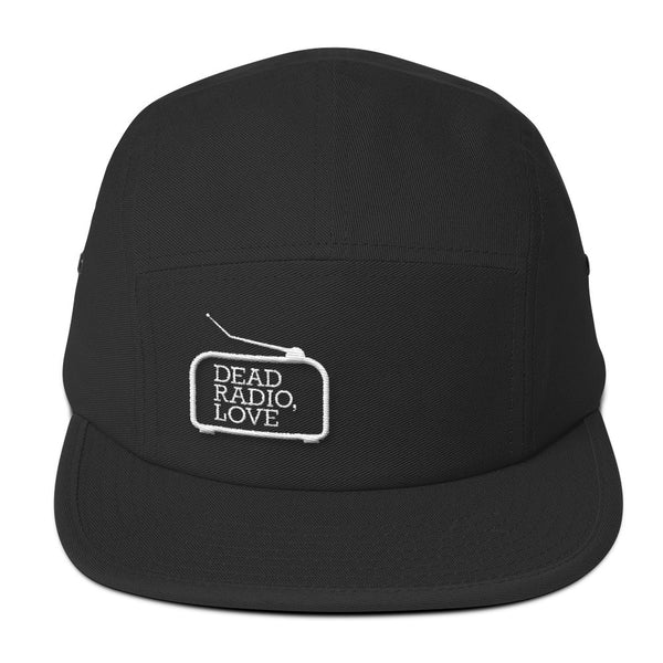 DEAD RADIO, LOVE Five Panel Cap