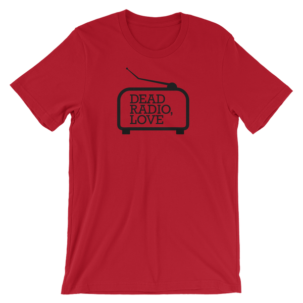DEAD RADIO, LOVE T-Shirt