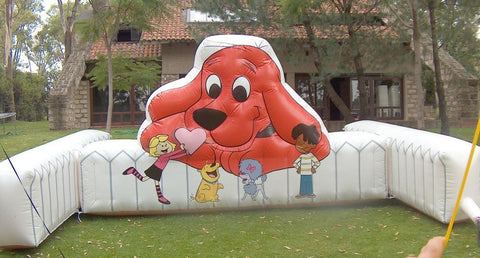 Escenario inflable Clifford