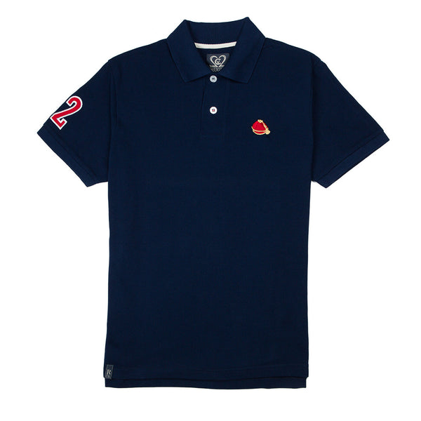Signature Polo - Navy Blue