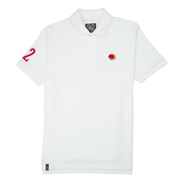 Signature Polo - Penrose White
