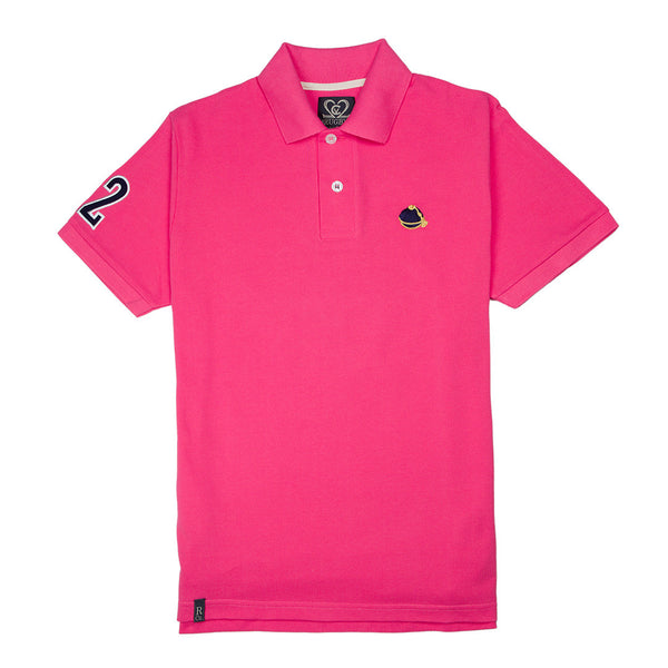 Signature Polo - Pink