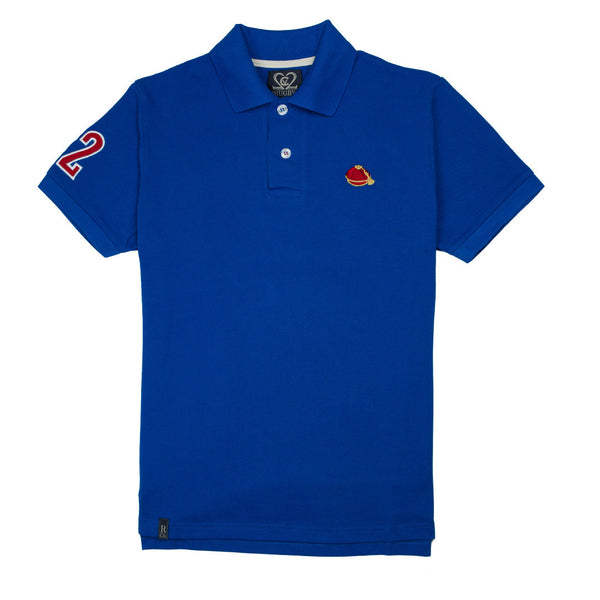 Signature Polo - Royal Blue