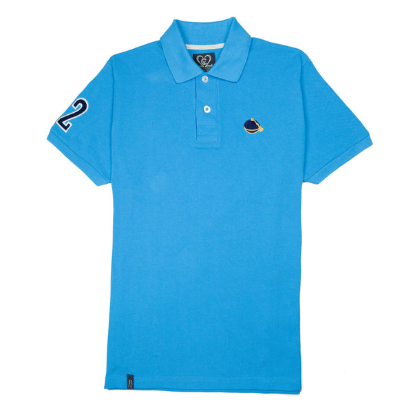 Signature Polo - Sky Blue