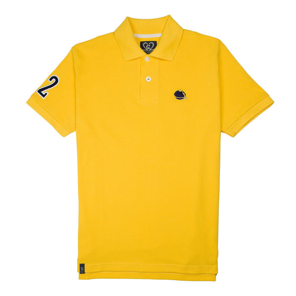 Signature Polo - Yellow