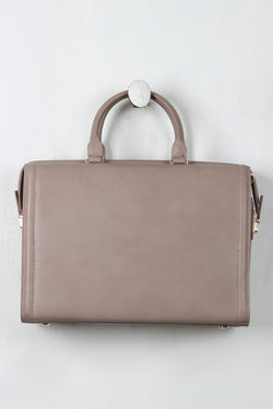 Classic Structured Rectangular Bag