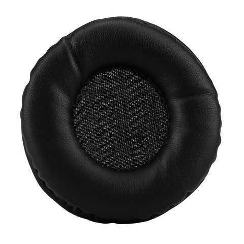 1Pair Protein Leather Replacement Ear Pads 70MM Headphones