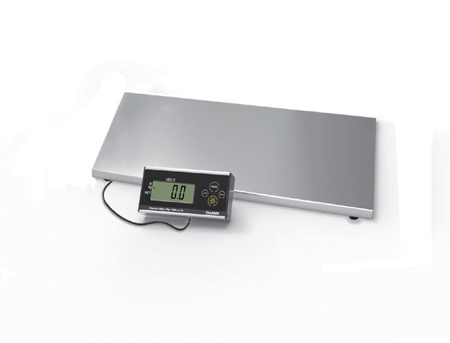 Electronic Veterinary Scale; 400 lb Capacity