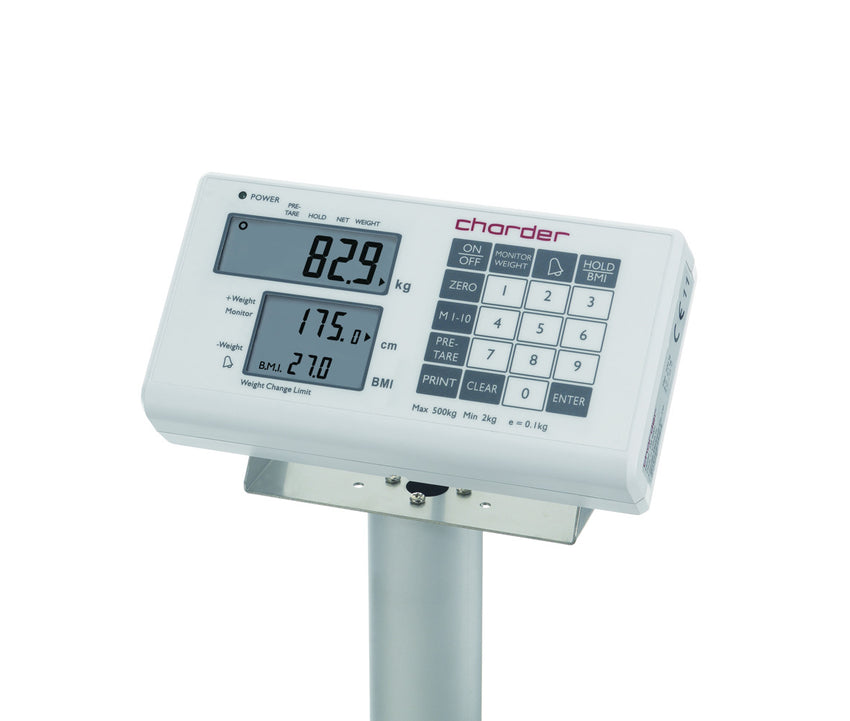 Digital Under Bed Scale - MS6001T