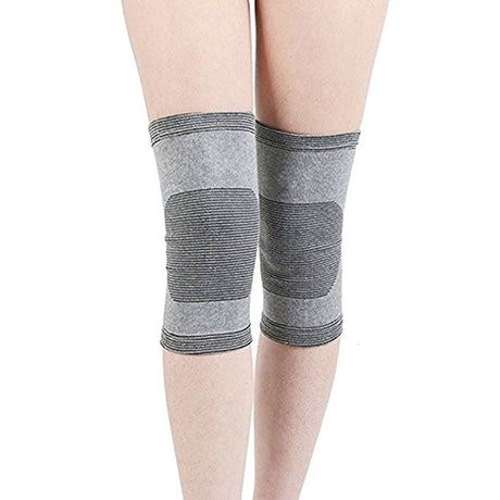 Bamboo Charcoal Knee Support Brace Compression Sleeve