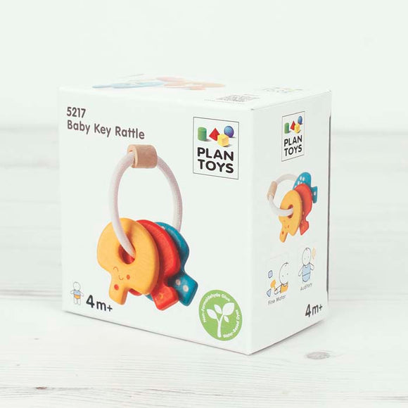 PLANTOYS - SET DE CLEFS BEBE
