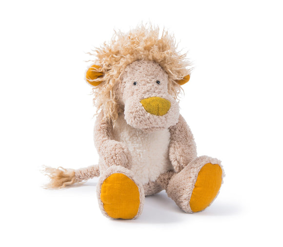 Boutique Citrouille,MOULIN ROTY :  BABA BOU PELUCHE PETIT LION,MOULIN ROTY,jouets,toys