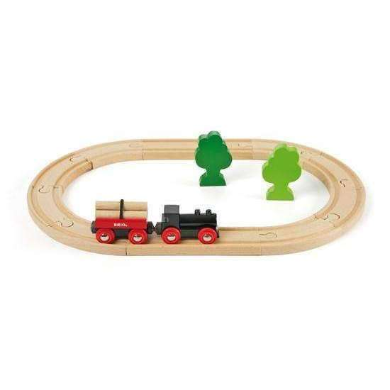 Boutique Citrouille,BRIO : LITTLE FOREST TRAIN SET,BRIO,jouets,toys