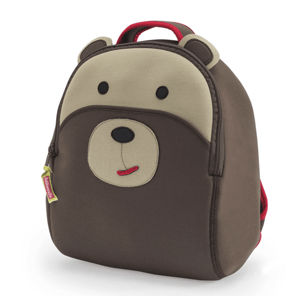 Boutique Citrouille,DABBAWALLA : SAC A DOS OURS,DABBAWALLA,jouets,toys