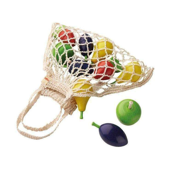 Boutique Citrouille,HABA : FILET FRUITS,HABA,jouets,toys