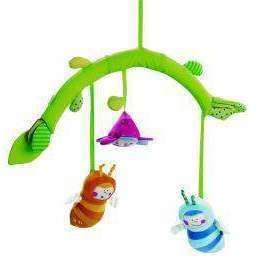 Boutique Citrouille,HABA : MOBILE FIREFLIES,HABA,jouets,toys