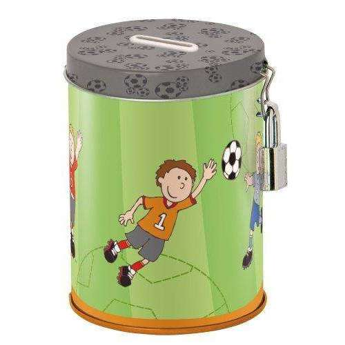 Boutique Citrouille,SIGIKID : TIRELIRE FOOTBALL,SIGIKID,jouets,toys