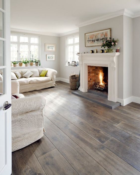 how to choose hardwood floors in the living room