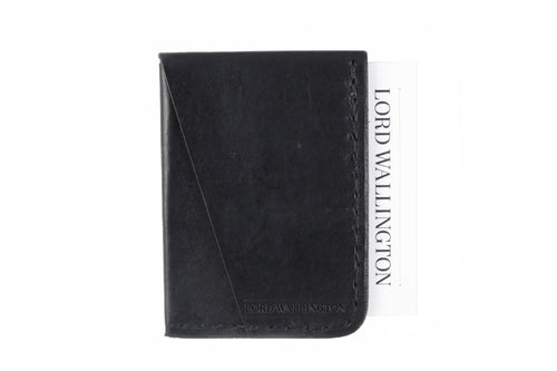 The W Leather Wallet