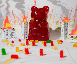 5lb Giant Gummy Bear