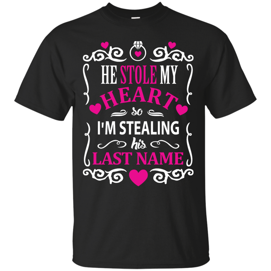 He Stole My Heart, So I'm Stealing His Last Name - MajorRetailTherapy.com