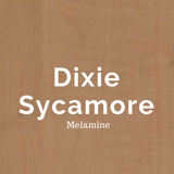 Dixie Sycamore Melamine for Murphy Beds