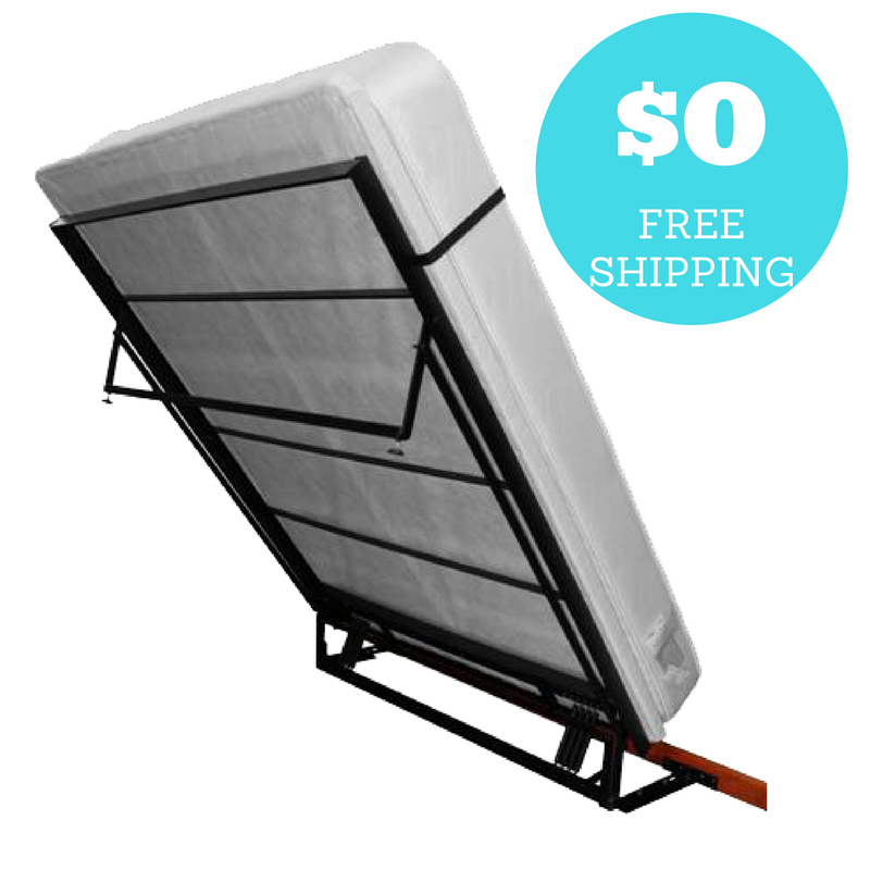 Murphy Bed Depot: Door Bed Frame Free shipping to cont. 48 U.S. States