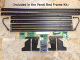 Panel Bed Frame Murphy Bed Kit from Murphy Bed Depot