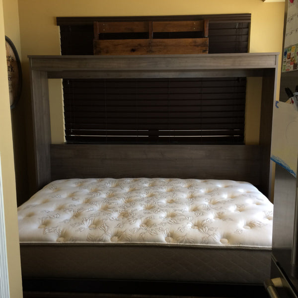 HORIZONTAL Bahama Shaker Panel Bed