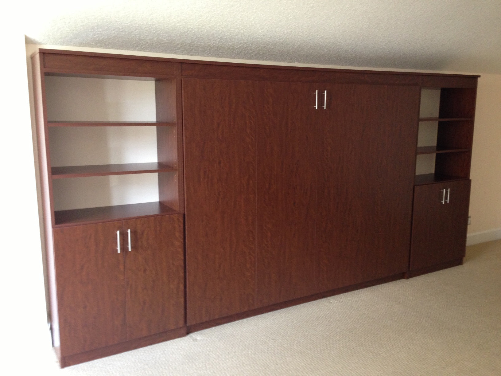 Electric Murphy Bed St Augustine Panel Bed