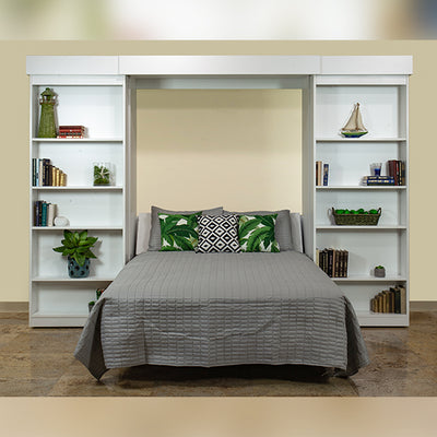 Majestic Library Bed: Deluxe
