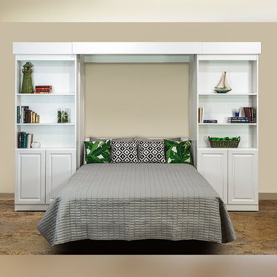 Majestic Library Bed: Supreme