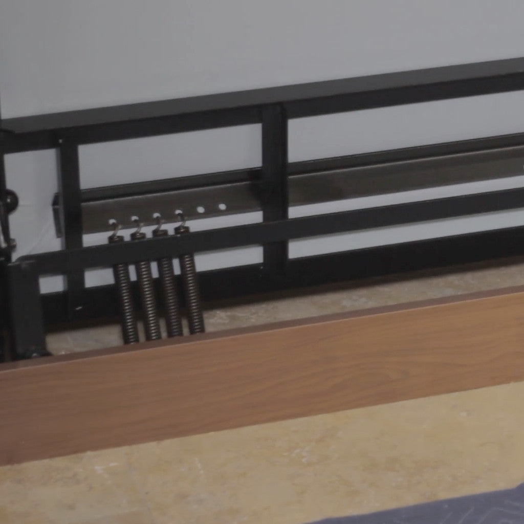 Panel Bed Murphy Bed Springs