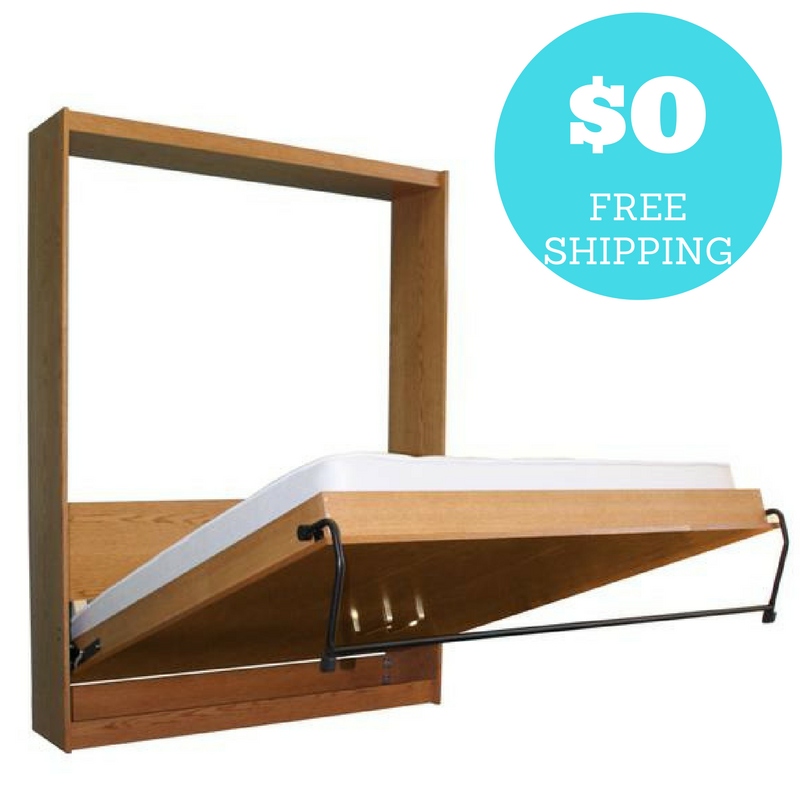 Diy murphy bed with free shipping next solutioingenieria Gallery