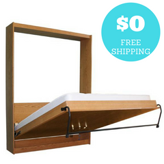 Do It Yourself DIY Murphy Bed Kit