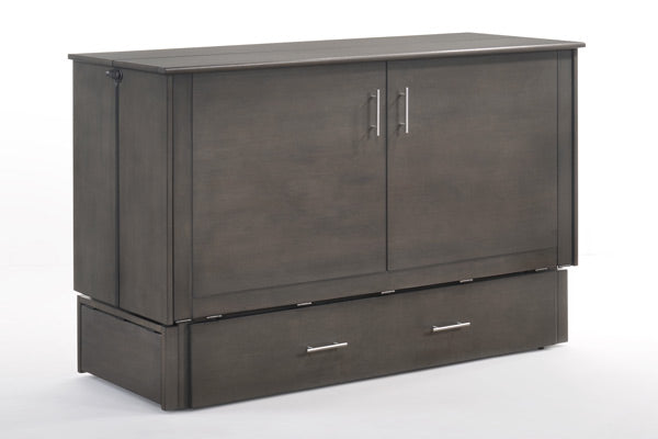 Sagebrush Murphy Cabinet Bed Queen