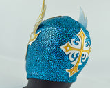 Wagner 5 Adult Lycra Spandex Mexican Wrestling Lucha Libre Mask Luchador Halloween Costume
