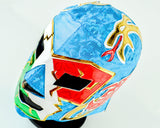 Mil Masks 9 Lycra Mexican Wrestling Lucha Libre Mask Luchador Halloween Costume - Lucha Libre Mexican Luchador Wrestling Masks mrmaskman.com