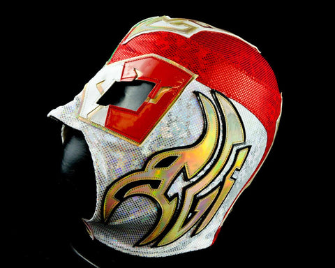 Wagner 13 Lycra Mexican Wrestling Lucha Libre Mask Luchador Halloween Costume