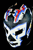 Wagner 6 Lycra Mexican Wrestling Lucha Libre Mask Luchador Halloween Costume