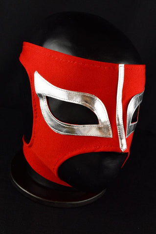 SEXY LADY MASK RED MEXICAN WRESTLING LUCHA LIBRE MASK LUCHADOR HALLOWEEN COSTUME - Lucha Libre Mexican Luchador Wrestling Masks mrmaskman.com