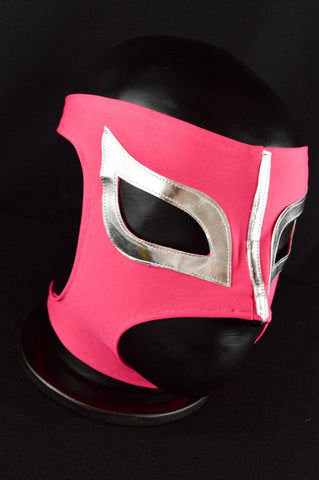 SEXY LADY MASK PINK MEXICAN WRESTLING LUCHA LIBRE MASK LUCHADOR HALLOWEEN COSTUME - Lucha Libre Mexican Luchador Wrestling Masks mrmaskman.com