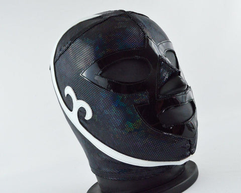 Scarlett Demon Gala Pro Grade Wrestler Level Wrestling Luchador Mask Halloween