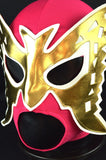 HERMANO MUERTE 03 Lycra Mexican Wrestling Lucha Libre Mask Luchador Halloween Costume - Lucha Libre Mexican Luchador Wrestling Masks mrmaskman.com