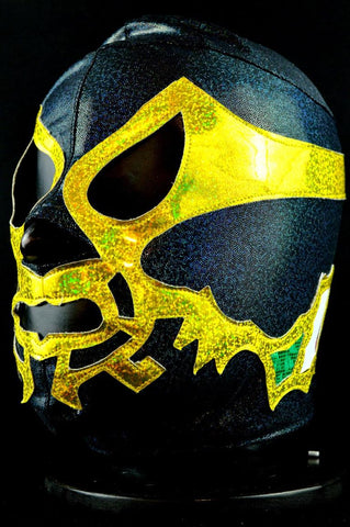 Canec 3 Lycra Mexican Wrestling Lucha Libre Mask Luchador Halloween Costume - Lucha Libre Mexican Luchador Wrestling Masks mrmaskman.com